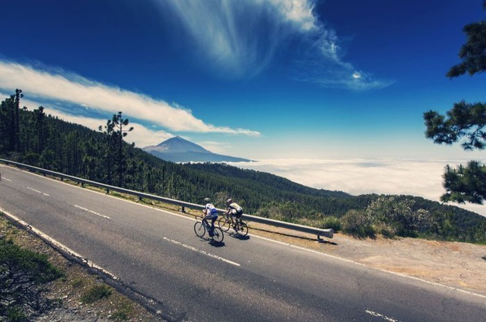 Discover tenerife north on two wheels with our cycling experience coral teide mar hotel puerto de la cruz