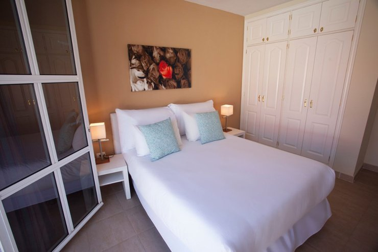 1 bedroom apartment standard (2-3 persons) coral los silos hotel